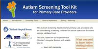 AutismScreeningToolKit