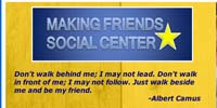 MakingFriendsSocialCenter